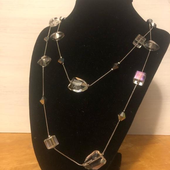 Premier Designs 'Ice Crystal' necklace 20167